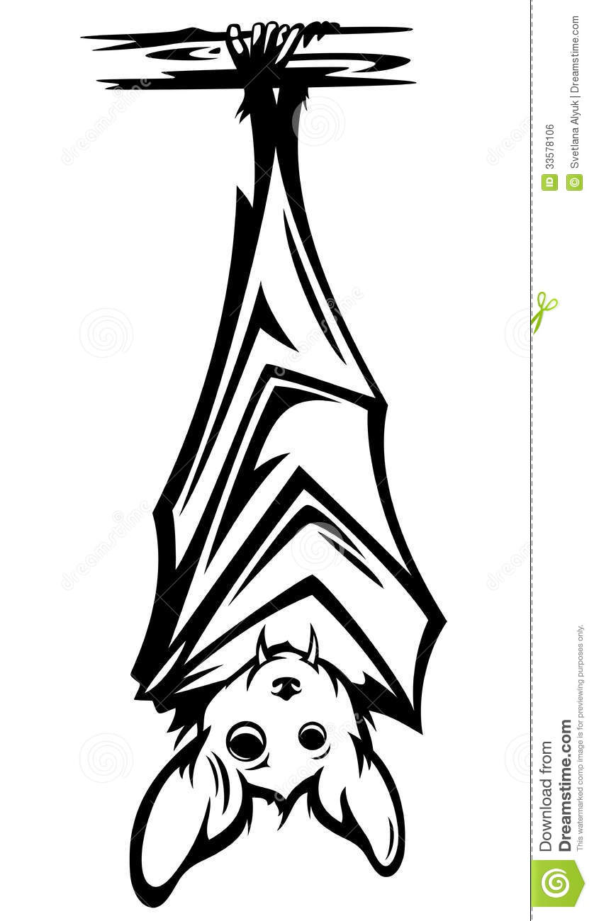 Bat Clipart Black And ...