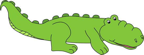 Big Alligator Clip Art   Big Alligator Image