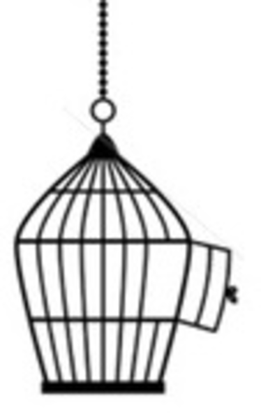 Cage   Free Images At Clker Com   Vector Clip Art Online Royalty Free