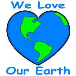 Clip Art   Earth Day Related