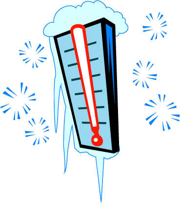 Cold Weather Thermometer Clip Art   Clipart Panda   Free Clipart