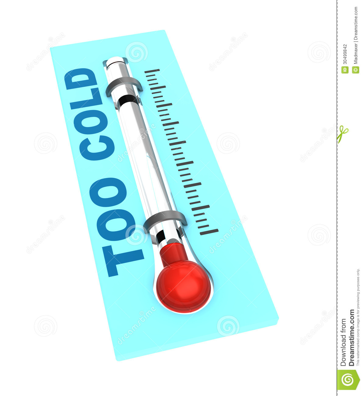 Cool Temperature Clipart With Cold Temperature