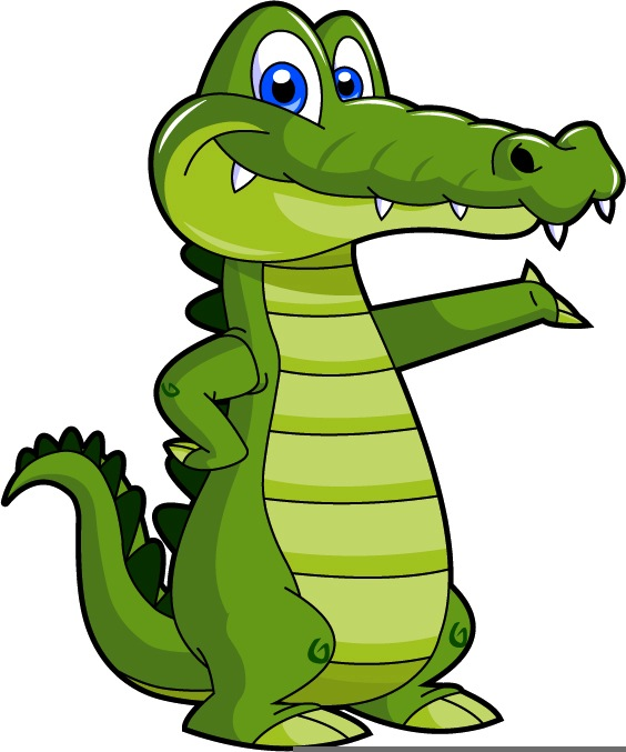 Cute Alligator Clipart   Clipart Panda   Free Clipart Images
