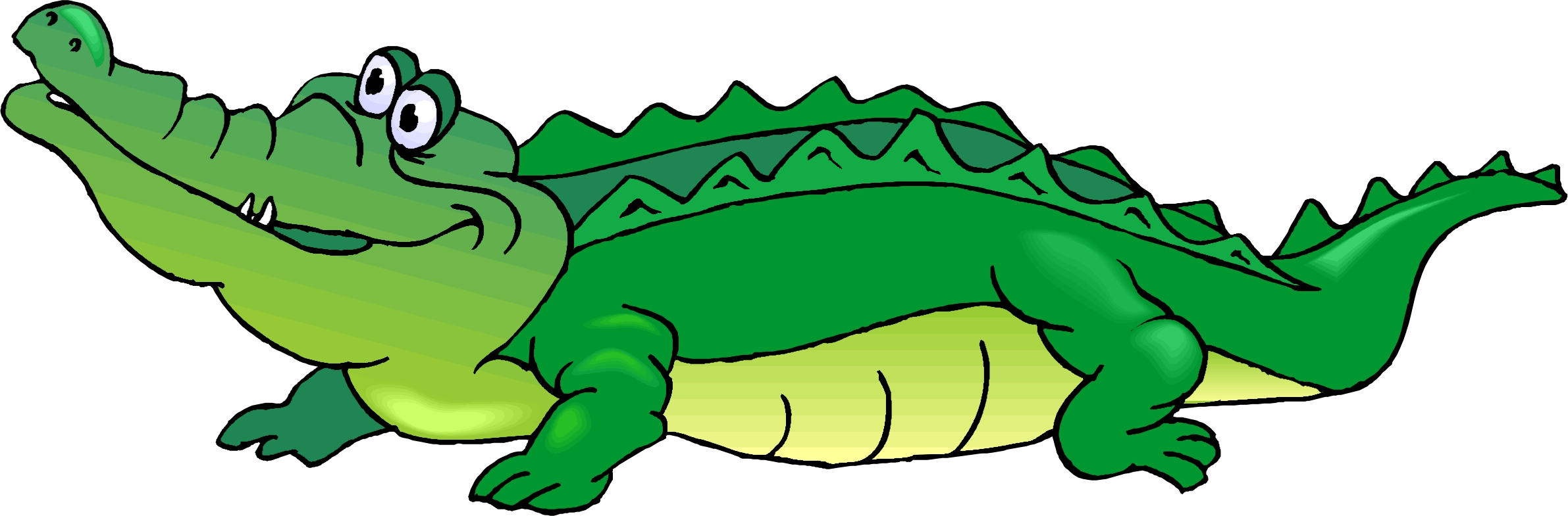 Alligator Clipart - Clipart Kid