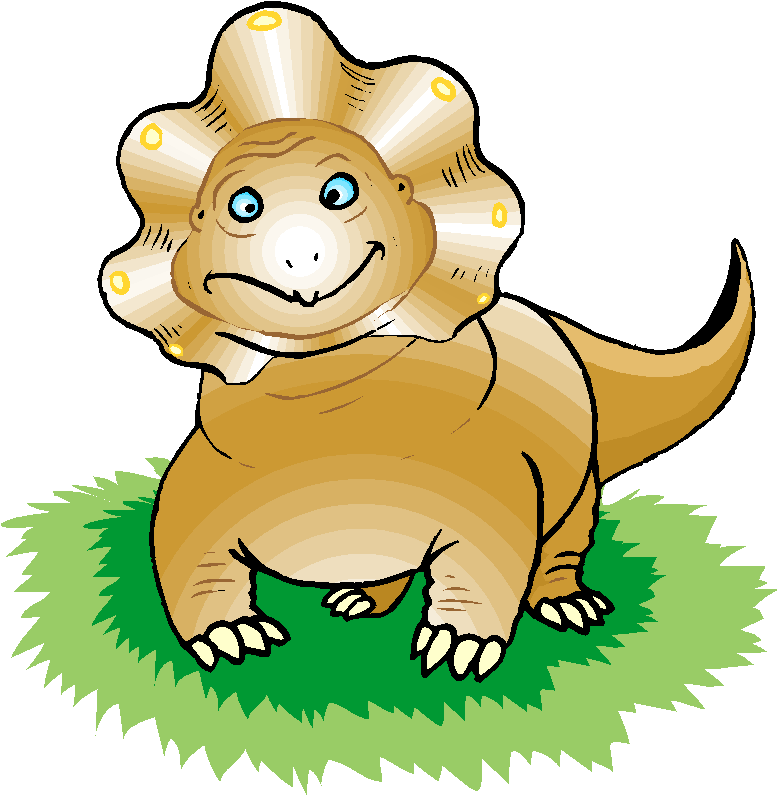 free girl dinosaur clipart - photo #7