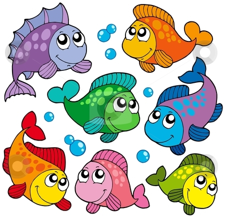 Cute Fish Clipart   Clipart Panda   Free Clipart Images