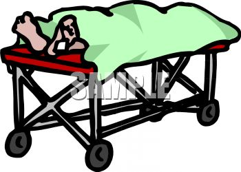 Dead Body Clipart Dead Person With A Toe Tag On