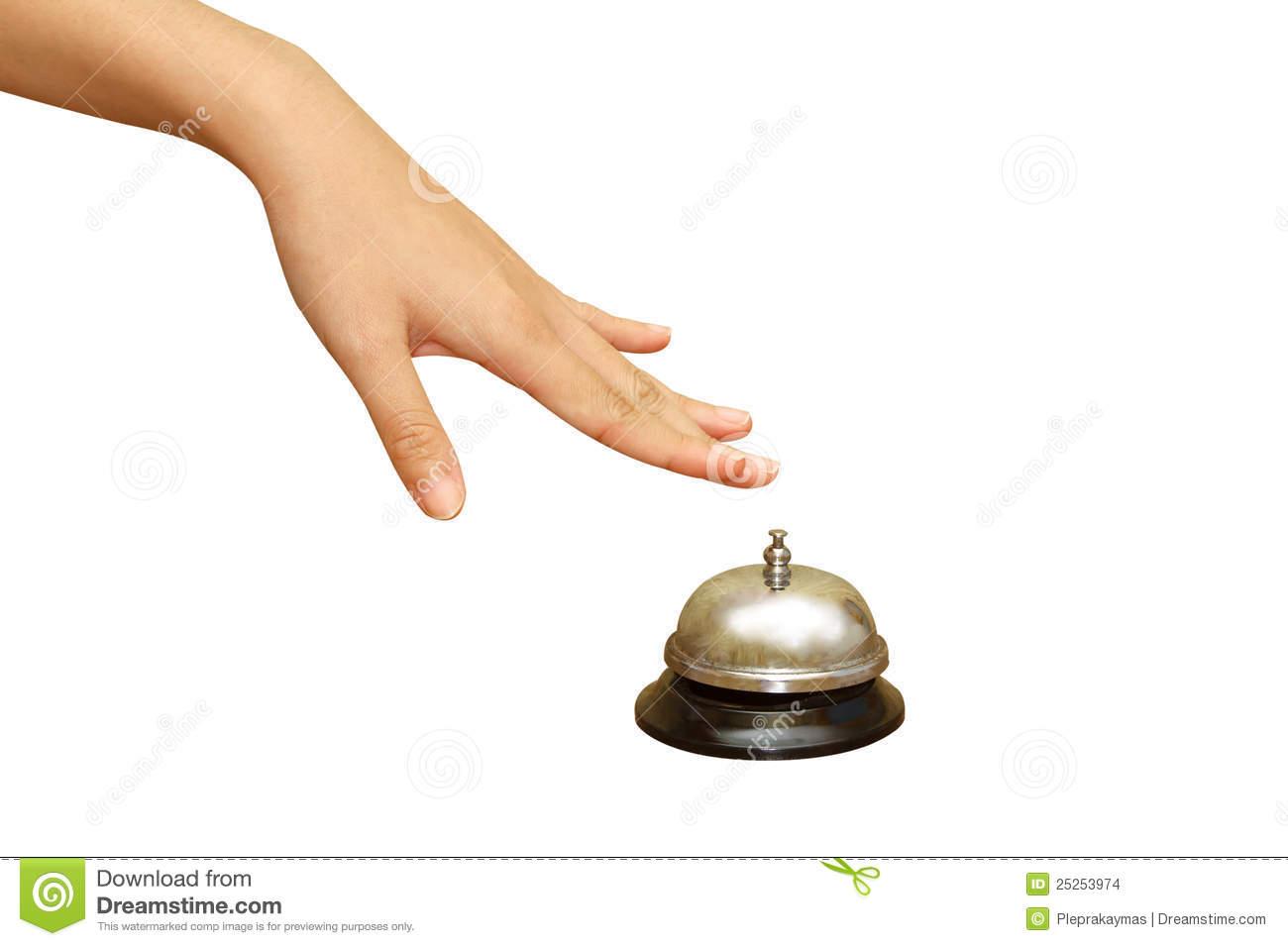 Desk Bell Ringing
