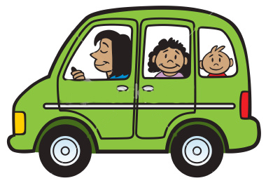 Car Rider Clipart - Clipart Kid