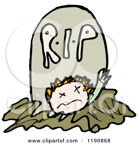 Royalty Free Rf Dead Body Clipart Illustrations Vector Graphics 1