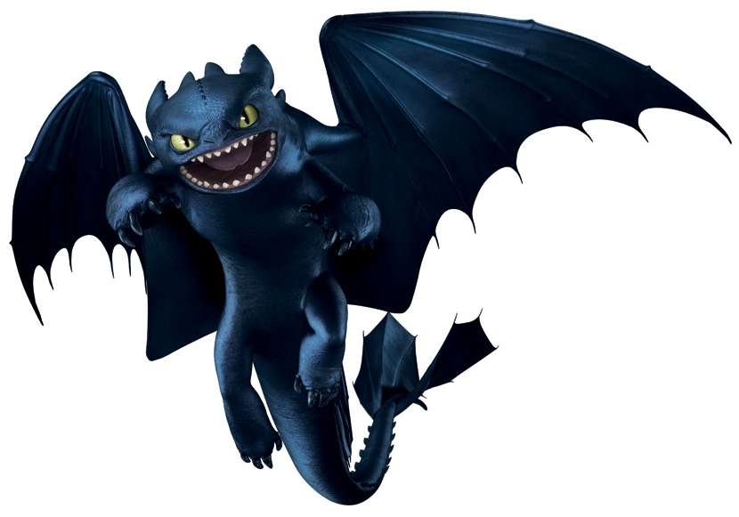 toothless dragon clipart clipart kid