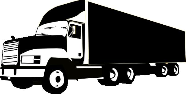 Truck Clip Art At Clker Com   Vector Clip Art Online Royalty Free