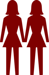 Two Women Clipart - Clipart Kid