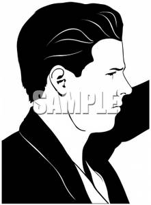 0511 0708 0112 1702 Male Model Clipart Image Jpg