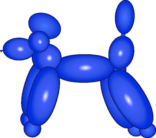 Balloon Animal Clipart - Clipart Kid