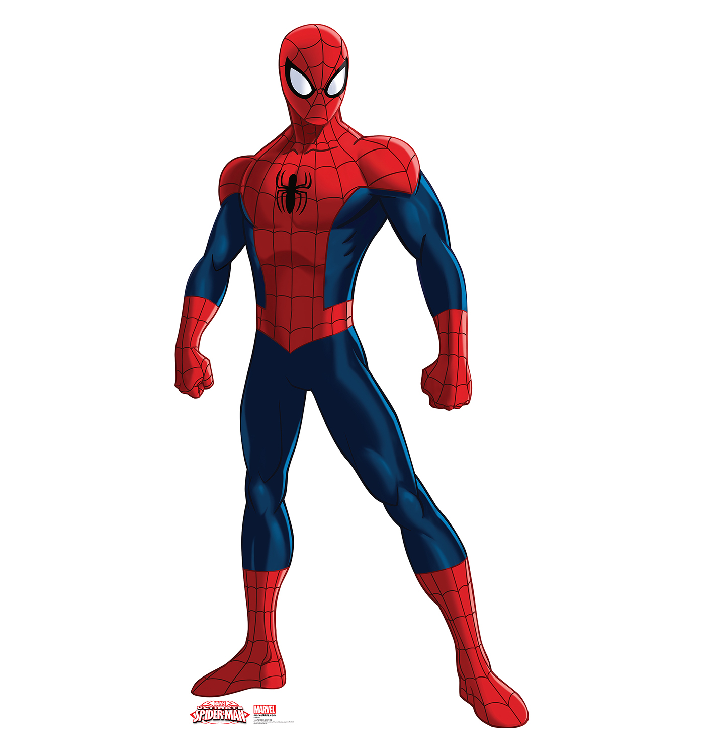Ultimate Spider-man Clipart - Clipart Kid