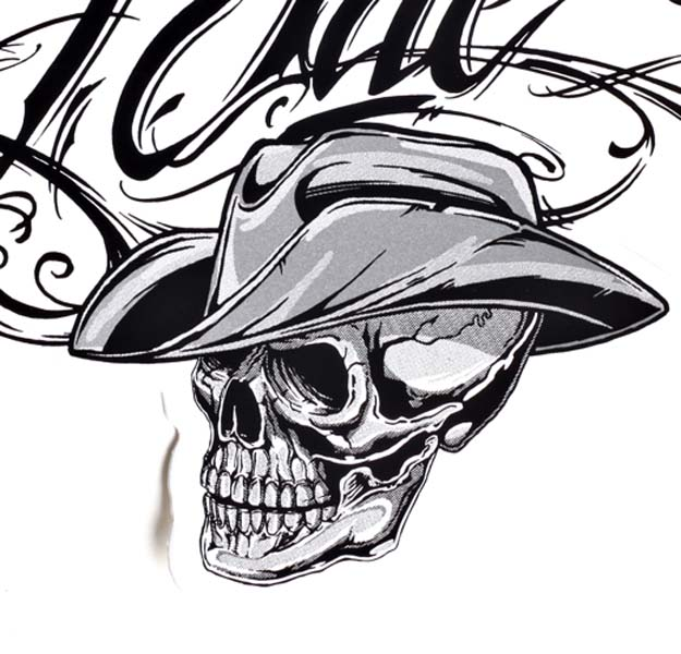 Outlaw Skull With Cowboy Hat Animal skull cowboy clipart - clipart kid Outlaw Cowboy Skull