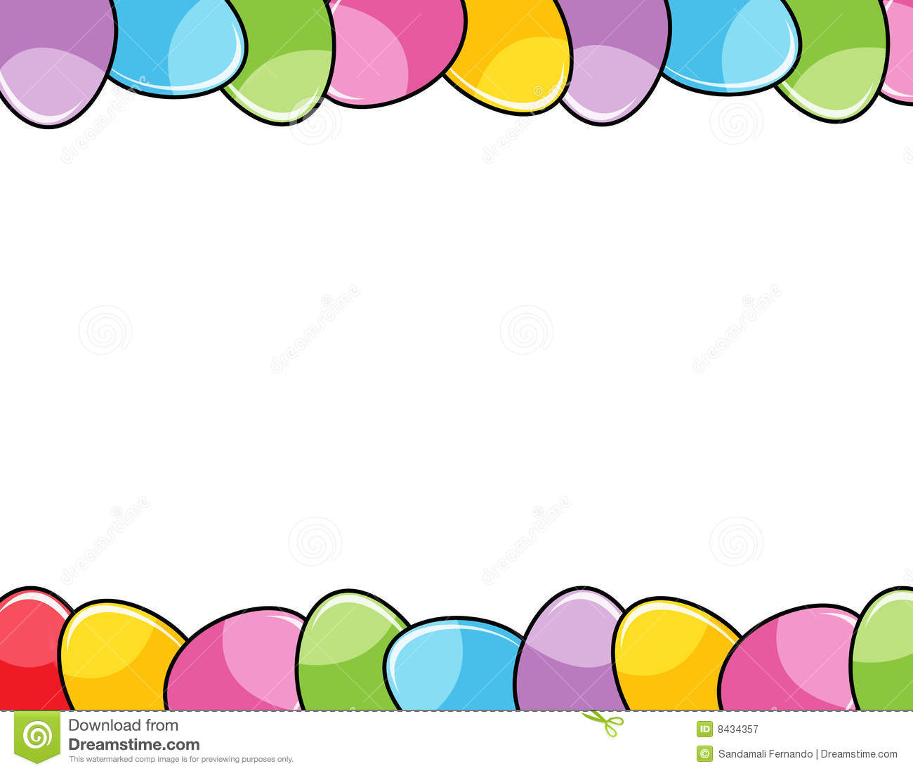 free clip art borders for easter - photo #6