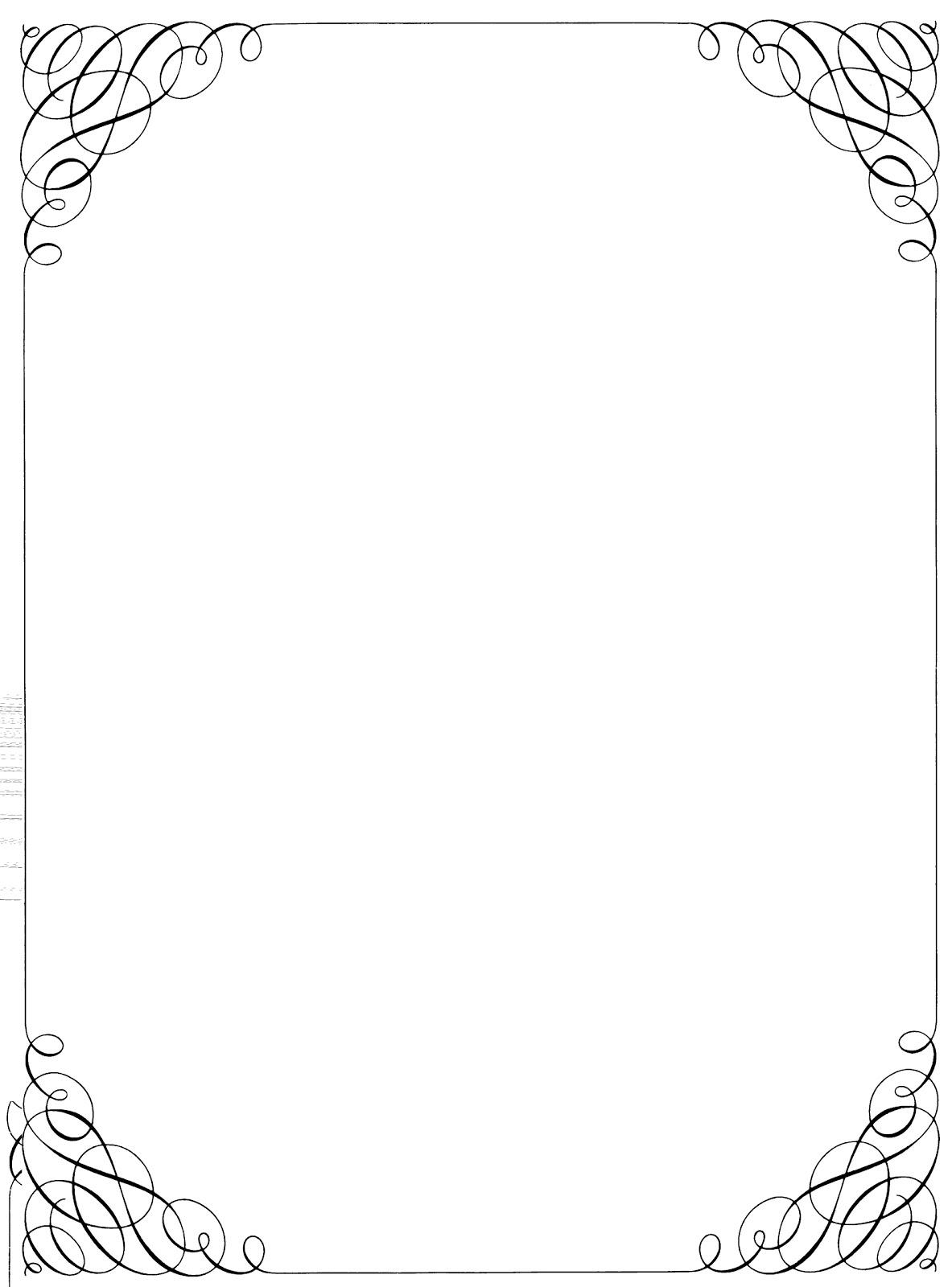 clip art borders frames download - photo #9
