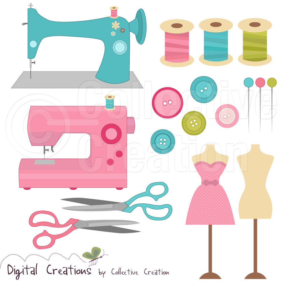 Free Sewing Graphics Clip Art