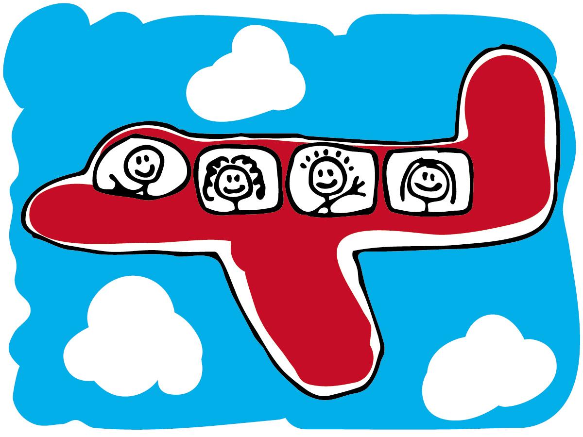 Europe Airplane Clipart - Clipart Kid