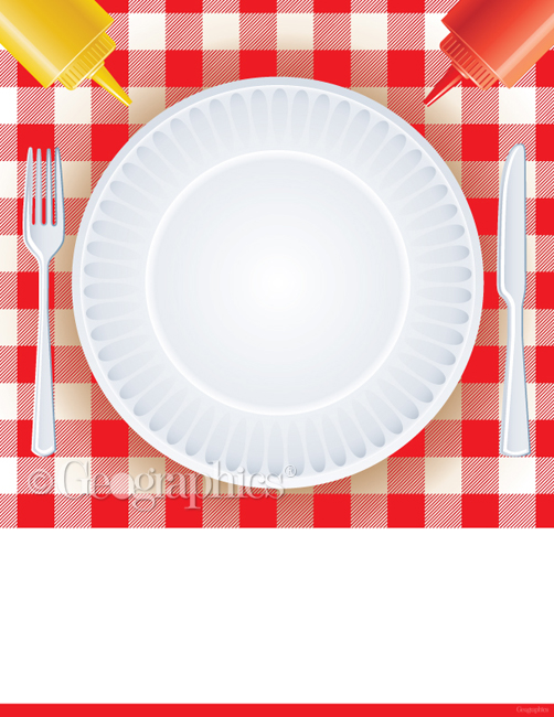 Cookout Border Clipart - Clipart Kid