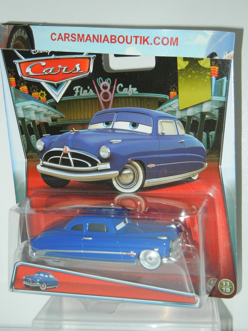 Detalles de doc hudson voiture disney cars oko6fx - Voiture cars disney ...