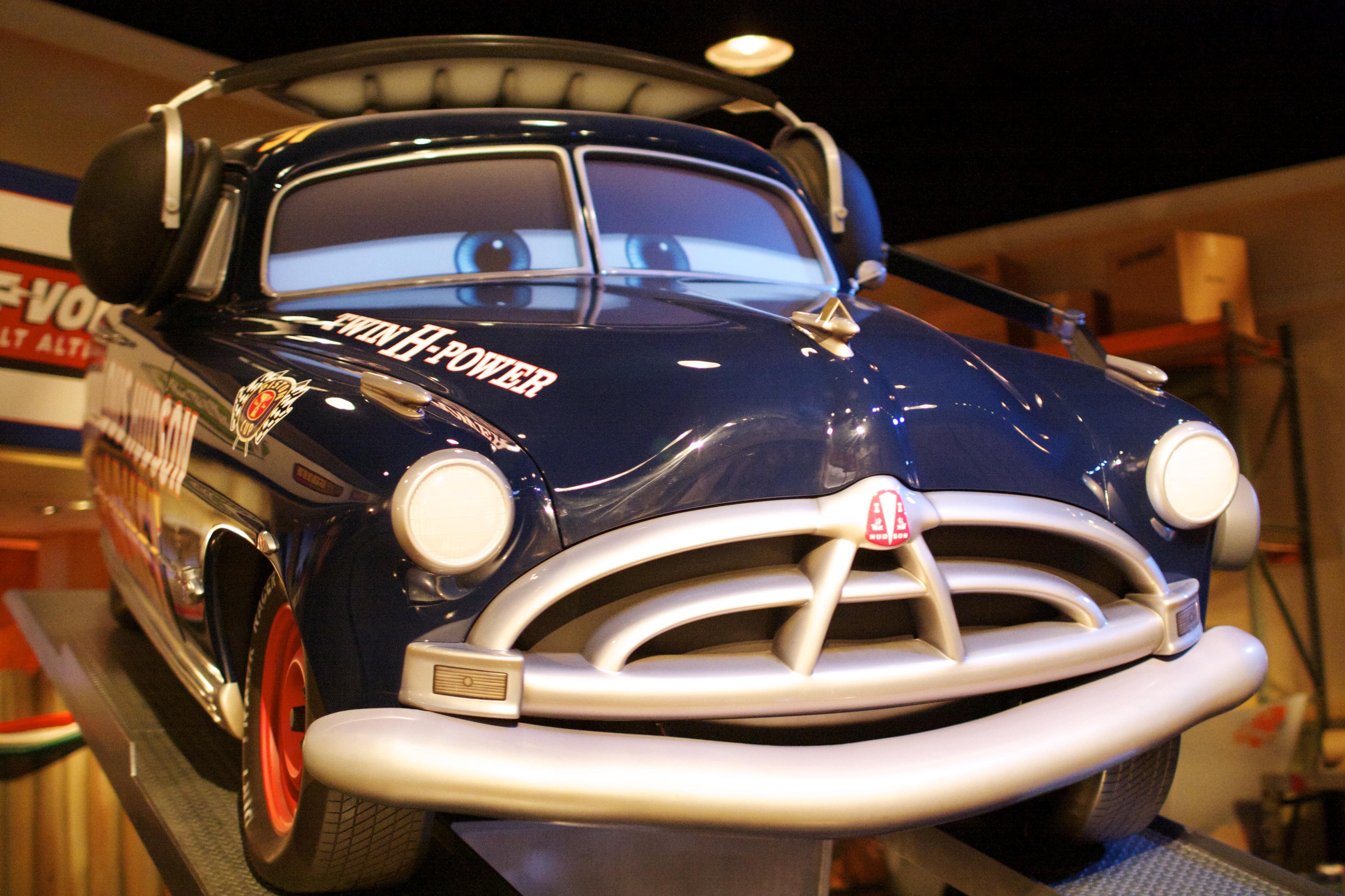 Doc Hudson Disney Cars Clipart