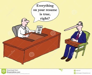 Everything Resume True Right Human Resources Executive Wondering