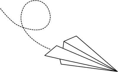 Paper Airplane Clipart Clipart Suggest