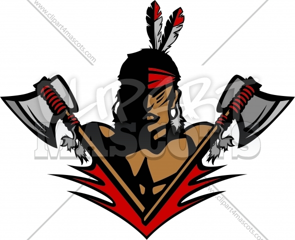 High School Indian Mascot Logos Quotes