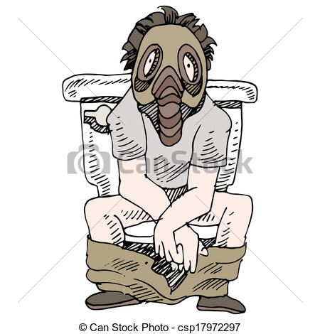 Smelly Toilet Clipart Clipart Suggest