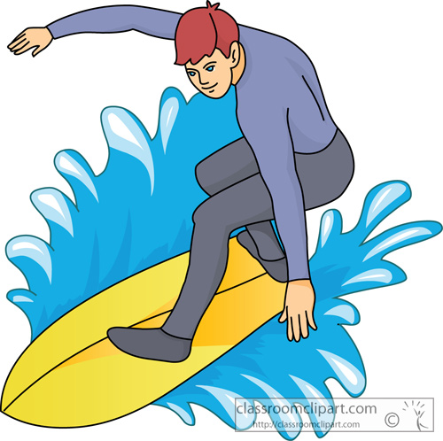 Clip Art Surfing Clip Art surfing clipart kid surfer wearing wet suit classroom clipart