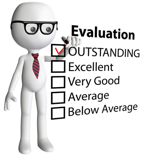 Top 10 Performance Review Rating Errors   Das Hr Consulting Com