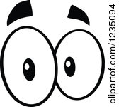 Surprised Eyes Clipart - Clipart Suggest
