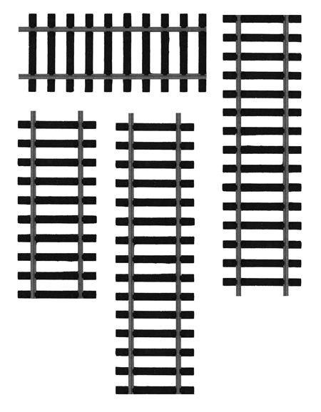 11 Cartoon Train Tracks Free Cliparts That You Can Download To You