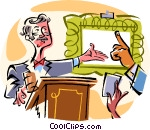 Art Dealers And Auction Houses Creative Arts   Coolclips Clip Art