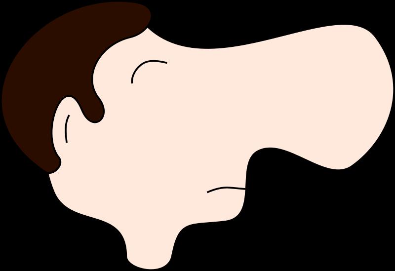 Big Nosed Man