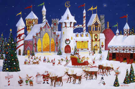 House North Pole Clipart Clipart Suggest