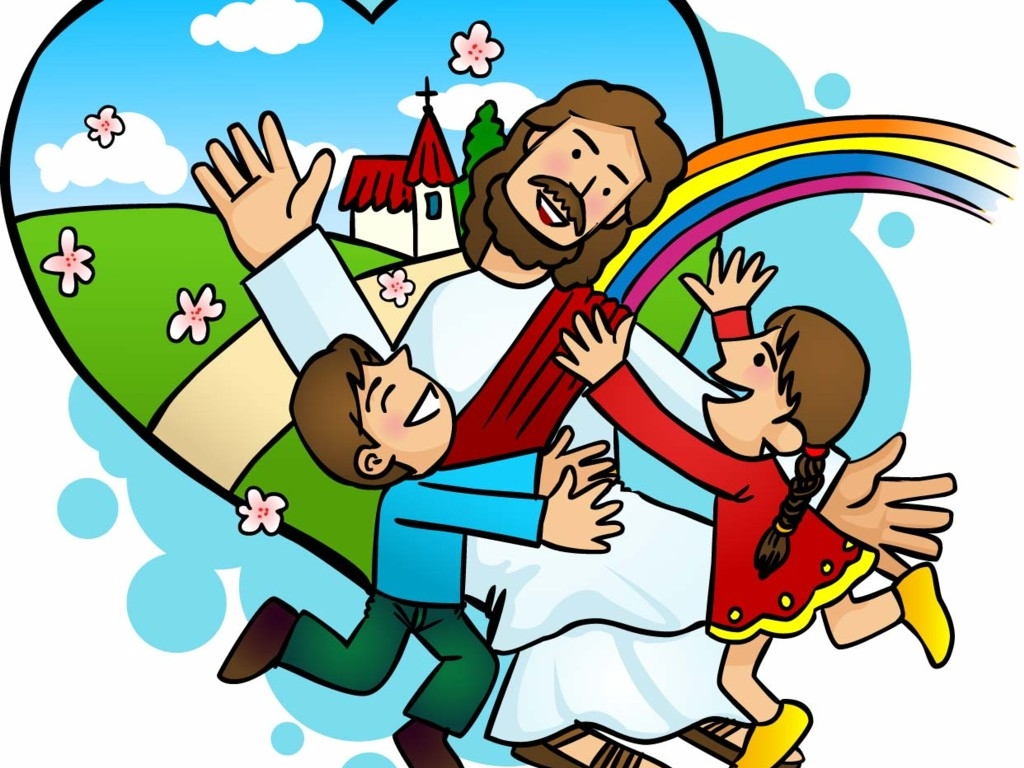 Christian Backgrounds For Children
