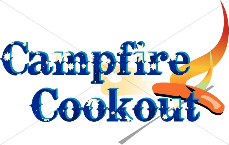Summer Cookout Clipart - Clipart Kid