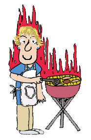 Cookout Clipart