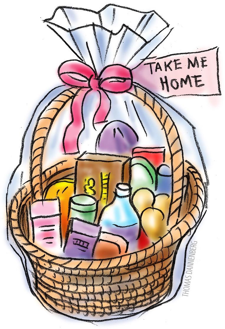 Reminder  Fall Fling Raffle Baskets
