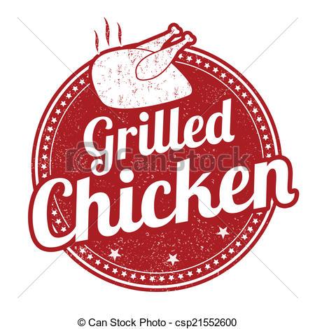 Grilled chicken clip art - photo#14