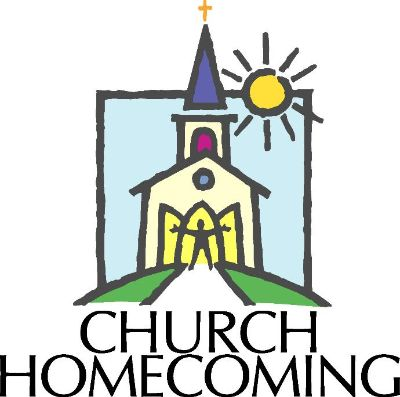 Church Homecoming Clip Art   Cliparts Co