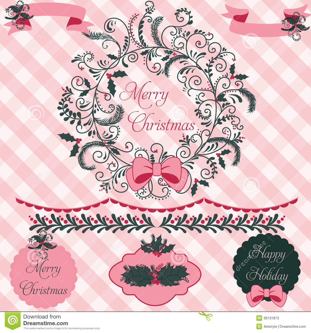 Gallery Of Christmas Paper For Invitations
