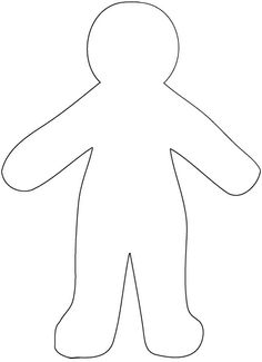 Paper Doll Template On Pinterest   Paper Doll Chain Vintage Paper
