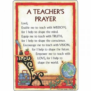 Prayer Resource For Schools  Prayers For The Beginning Of The School