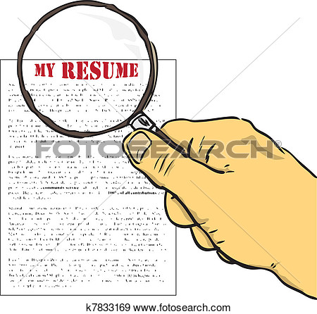 Resume Clip Art Resume Clipart And