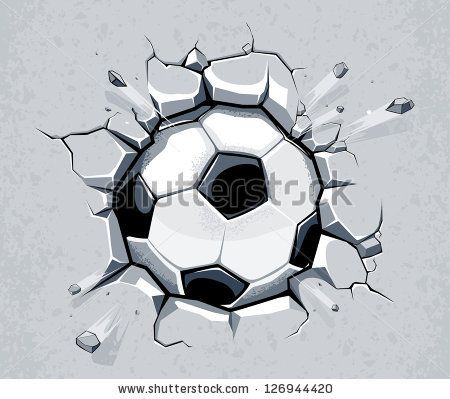 Soccer Clip Art   Silhouette Ideas And Tutorials   Pinterest